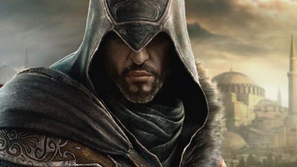 ezio, assassin's creed, ps4