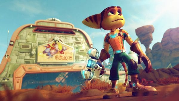 ratchet and clank insomniac