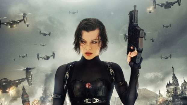 Resident Evil: Retribution - 2012