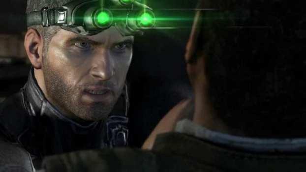 Sam Fisher (Splinter Cell)