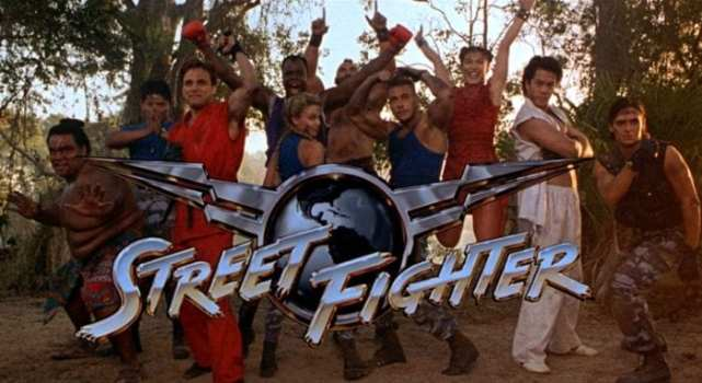 Street Fighter - 1994