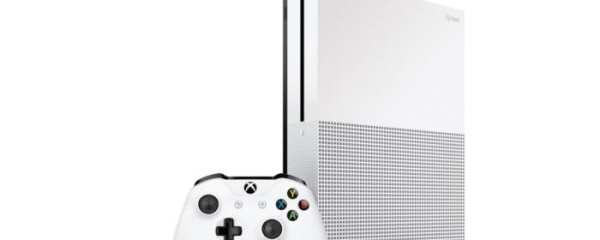 Xbox One S, Microsoft