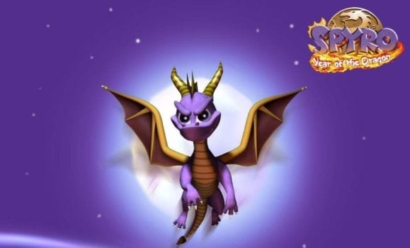 Spyro, year of the dragon, insomniac games