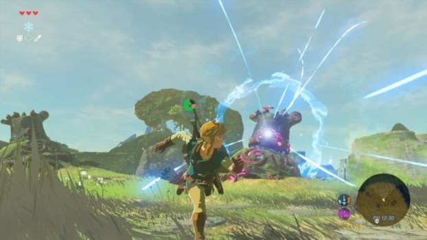 The Legend of Zelda: Breath of the Wild is in Fact a Launch Title