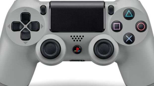 20th Anniversary DualShock 4 Controller