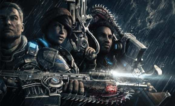 Gears of War 4 (Xbox One/PC) - Oct. 11