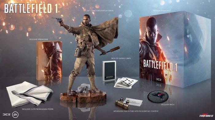 Battlefield 1: Amazon Exclusive Collector's Edition