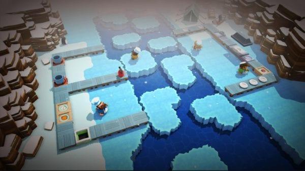 Overcooked Arctic