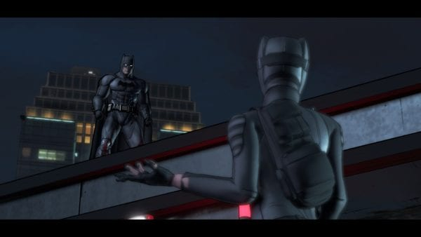 Batman: The Telltale Series, episode one, review