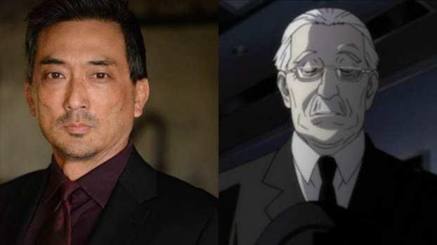 Paul Nakauchi as Watari