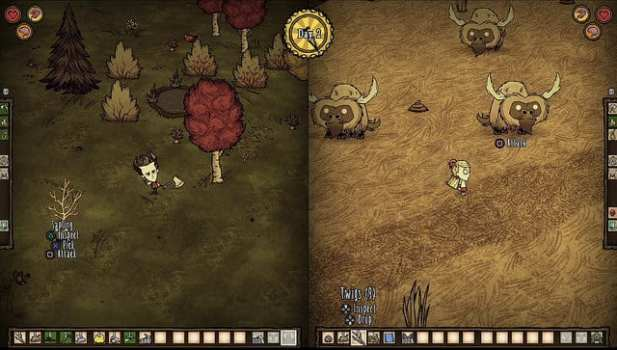 Don't Starve Together (PS4, PC)