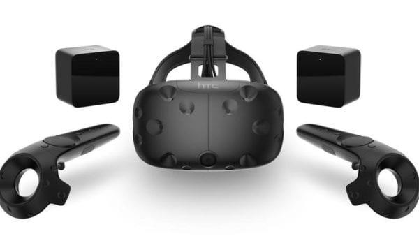 HTC Vive, VR