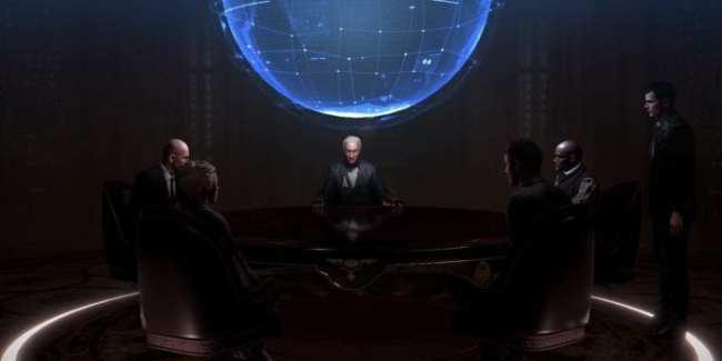 2031- Majestic 12 Instigates a Coup Against the Illuminati
