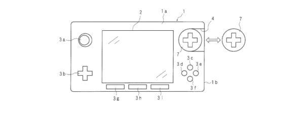 Nintendo NX Modular Controller
