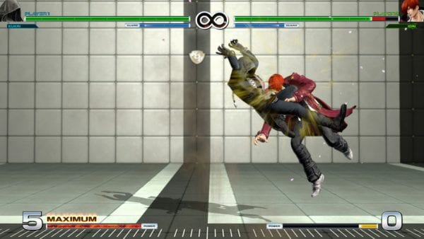 The King of Fighters XIV, Kukri Anti-Air