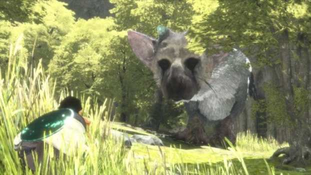 March 2014 - Sony's Scott Rohde Comments on The Last Guardian