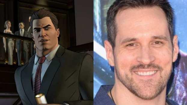 Meet the Voice Actors of Batman: The Telltale Series' Cast