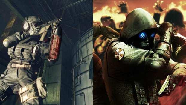 Umbrella Corps vs. Resident Evil: Operation Raccoon City