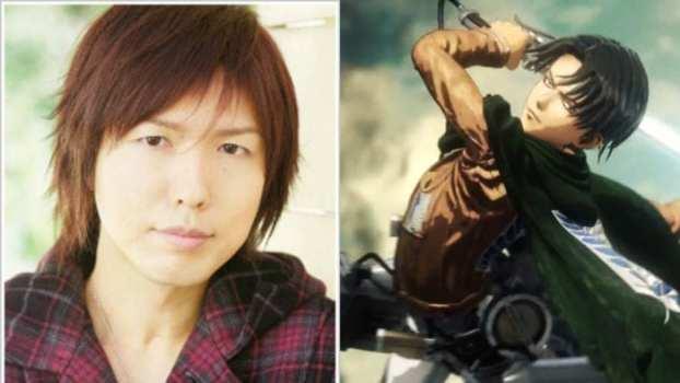 Hiroshi Kamiya as Levi