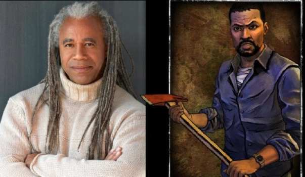 Dave Fennoy - Lee Everett (The Walking Dead)