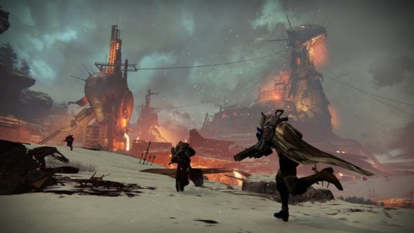 destiny rise of iron plaguelands