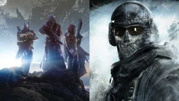 Destiny vs. Call of Duty: Ghosts