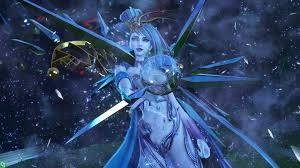 6) Dissidia Final Fantasy Series