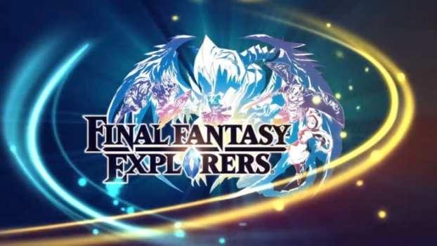 11) Final Fantasy Explorers