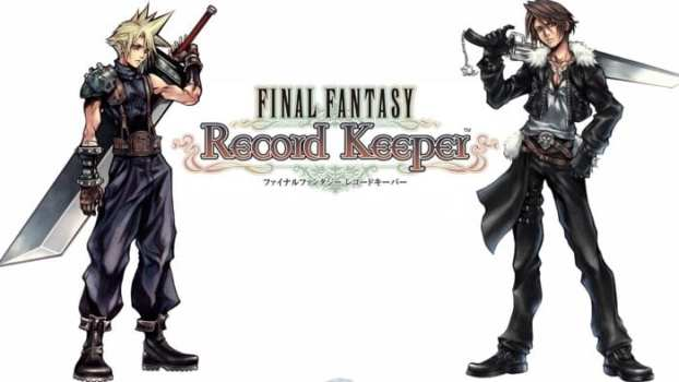 13) Final Fantasy: Record Keeper