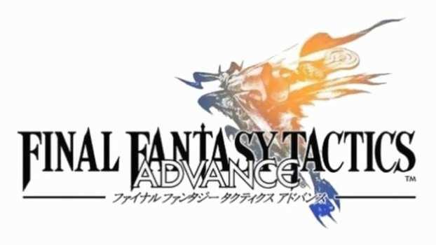 7) Final Fantasy Tactics Advance