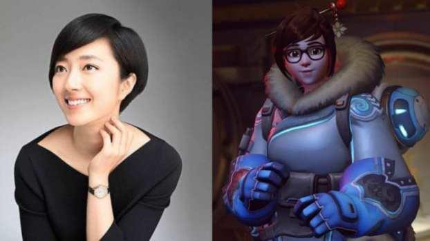 Gwei-Lun Mei as Mei