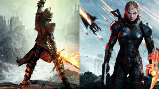 Dragon Age: Inquisition vs. Mass Effect 3