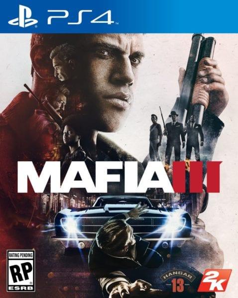 mafia 3, box art