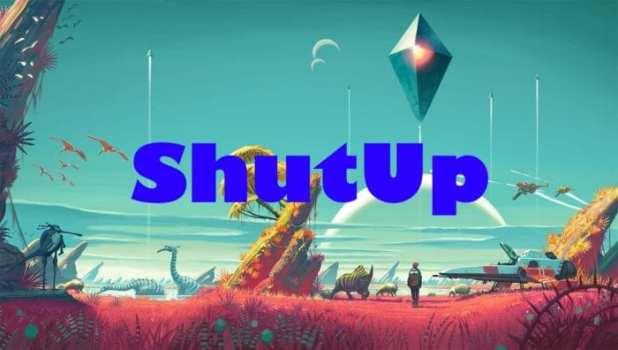ShutUp