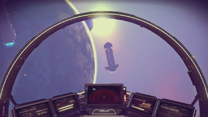 space penis no man's sky