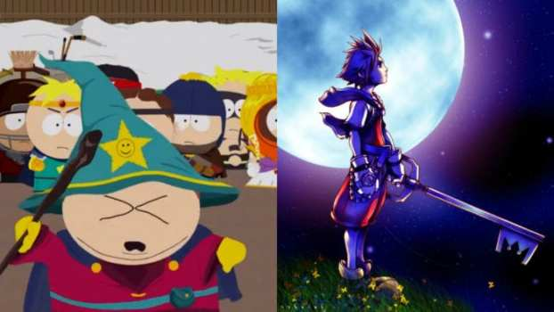 South Park: The Stick of Truth vs. Kingdom Hearts (PS2)