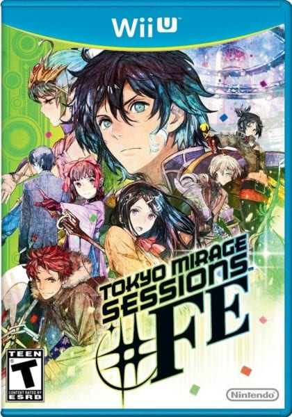 tokyo mirage sessions, box art