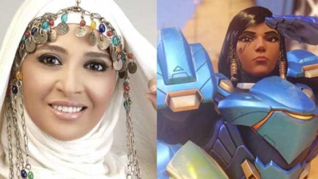 Hanan Turk as Pharah