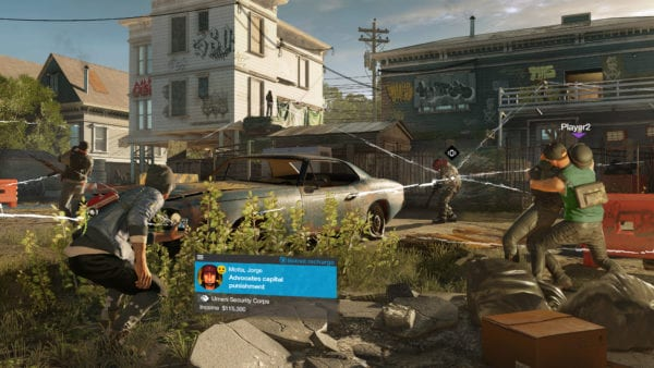 watch dogs 2 bounty pvp