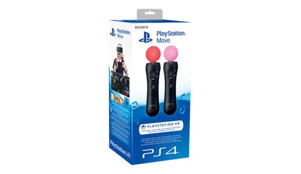 PlayStation Move, PS VR