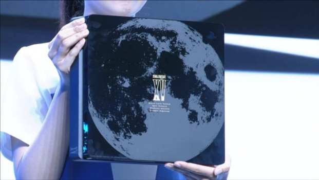 A Final Fantasy XV Limited Edition PS4 Revealed, Described as