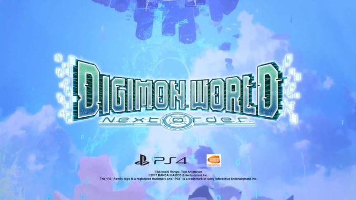 Digimon World: Next Order