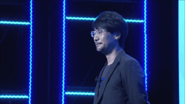 Hideo Kojima makes an appearance
