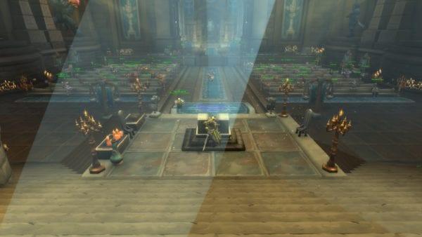 World of Warcraft Legion, Order Hall