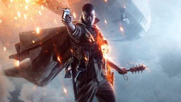 Die, Die, Die Again--Battlefield 1