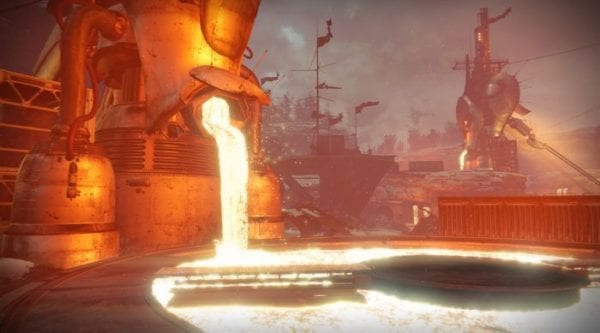 Rise of Iron Archon's Forge