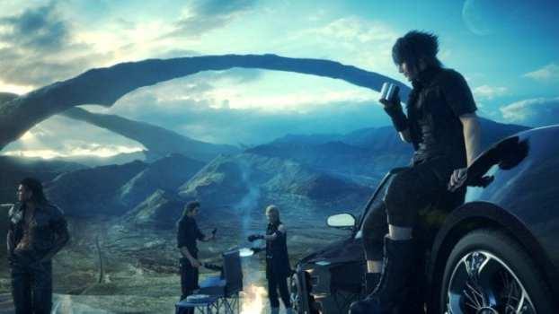 Final Fantasy XV got a new trailer