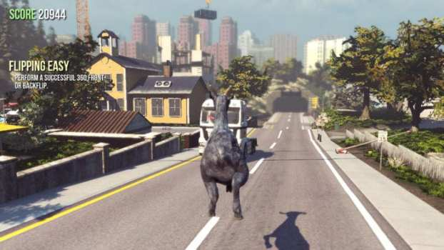 Goat (From Goat Simulator) - Demolition Crew
