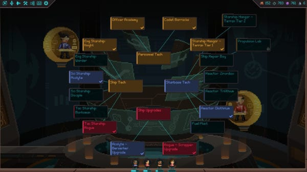 Halcyon 6 Technology Tree