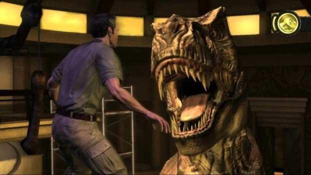 16. Jurassic Park: The Game